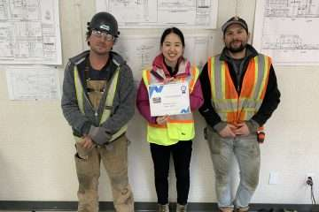 Safety Award Faro Mine Water Treatment