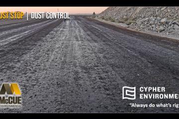 Seasonal Dust Control Dust Stop