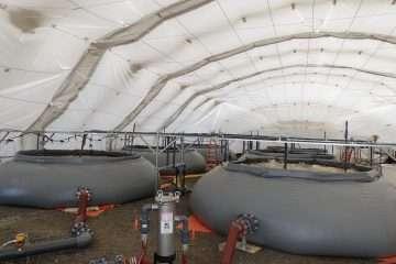 Water Treatment Plant Baffinland Iron Mine